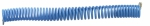 ADLER Wąż spiralny pneumatyczny PU 16x10mm 15 m