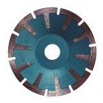 Tarcza diamentowa 150 mm do cięcia krzywizn w betonie granicie kamieniu SEV-6D segment 150 x 4 x 6 x 22.2mm