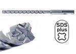 Hitachi/Hikoki Wiertło udarowe 6x210mm SDS Plus 4-spiralne 4-ostrzowe