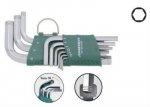 Jonnesway Komplet kluczy ampulowych giętych bezpoślizgowych H01SA109S