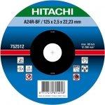 HITACHI Tarcza do cięcia metalu stali 150x2,5x22,2mm płaska - PREMIUM