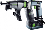 Festool Akumulatorowa wkrętarka do suchej zabudowy DWC 18-4500 Li 4,2 Set