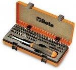 Beta 861/C61P Zestaw 61 końcówek wkrętakowych + akcesoria