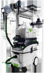 Festool zestaw energooszczędny ETS150/WCR/STF/CTL/HB EU