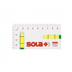 SOLA Poziomica akrylowa 95x49x15mm R102