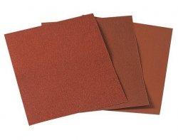 Wolfcraft Papier szlifierski 230x280 mm gr.60, Super