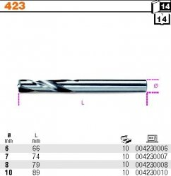 Beta 423/6 Frez trzpieniowy specjalny 6mm