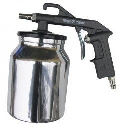 ADLER Pistolet do zabezpieczeń antykorozyjnych 1L 4-8bar