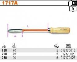 Beta 1717A/150 Skrobak o dwóch ostrzach 150mm