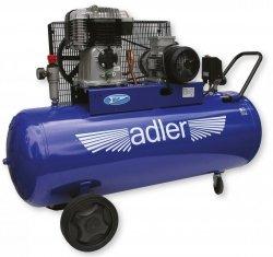 ADLER sprężarka dwucylindrowa 10bar 200L AD 500-200-4T