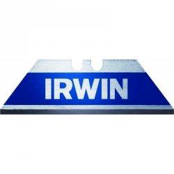IRWIN Ostrza trapezowe bezpieczne Bi-metaliczne (50 szt.) podajnik