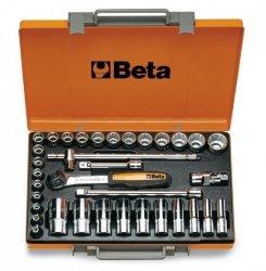 Beta 920B/C30Q Zestaw nasadek 1/2 z wyposażeniem 35szt