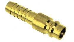 ADLER Złączka na przewód 6mm MOSIĄDZ