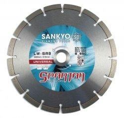 Tarcza diamentowa 150 mm do cięcia betonu kamienia LWSR-6.0 segm. 150 x 2,6 x 10 x 22,2mm