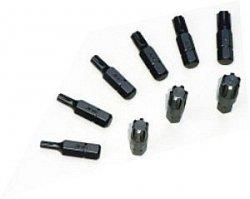 Jonnesway Końcówka RIBE M 8x40 6-kątna 10mm D10R40M08A