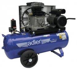 ADLER sprężarka dwucylindrowa 10bar 50L AD 268-50-2