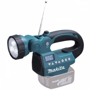 Makita BMR050 akumulatorowy odbiornik radiowy z latarką