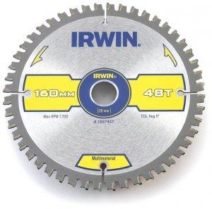 IRWIN HPP IRmm Piła Tarczowa do drewan 210x30mm 60Z
