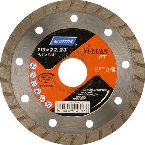 NORTON Tracza diamentowa beton 115x22,23mm VULCAN JET