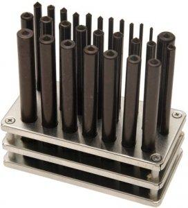 BGS Wybijaki do hamulców 2,4-13,5mm 28cz.