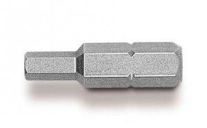 HIKOKI Bit 1/4 ampulowy imbus 3,0 L-25mm 3szt.