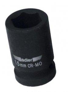 ADLER Nasadka udarowa 1/2 krótka 15mm