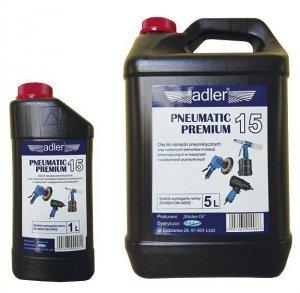 ADLER Olej PNEUMATIC 15 do narzędzi pneumatycznych 1l
