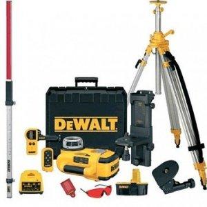 DeWalt DW079PKH Laser rotacyjny samopoziomujący