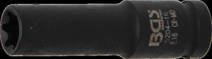 BGS Nasadka 1/2 udarowa Torx E16x 78mm