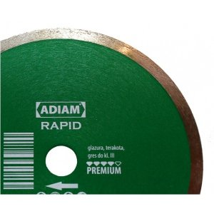 Adiam tarcza diamentowa RAPID Ø200mmx25,4mm
