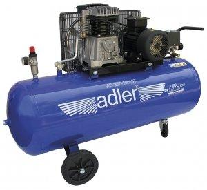 ADLER sprężarka dwucylindrowa 10bar 200L AD 360-200-3T