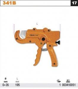 Beta 341B Przecinak do rur z PCW fi 0-35mm