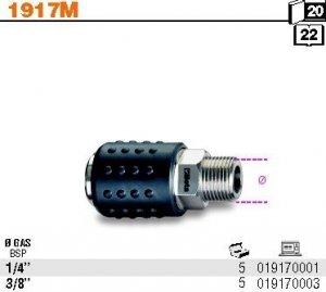 Beta 1917M/1/4 Gniazdo szybkozłącza uniwersalne kulkowe 1/4