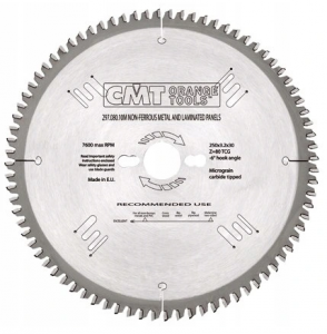CMT Piła do drewna 165x20x56z 296.165.56H