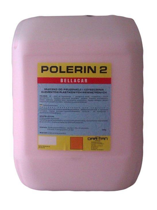 Płyn do mycia plastików kokpitu 10kg POLERIN 2