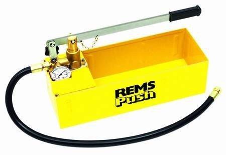 REMS Push Ręczna pompa kontrolna