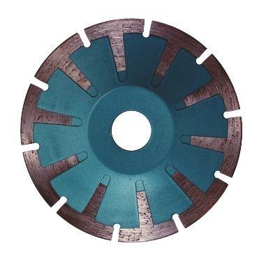 Tarcza diamentowa 115 mm do cięcia krzywizn w betonie granicie kamieniu SEV-4.5D segment 115 x 4 x 6 x 22.2mm