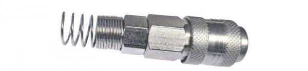 ADLER Szybkozłączka na przewód ze sprężyną 6x4mm