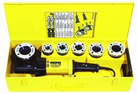 REMS Amigo 2 Comp Set M 20-50 Gwintownica elektryczna