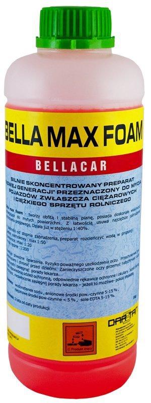Płyn czyszczący Aktywna piana 10L BELLA MAX FOAM-SUPER