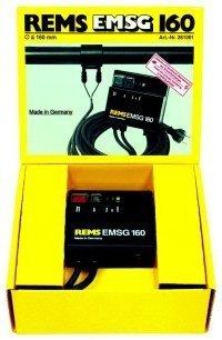 REMS EMSG 160 Zgrzewarka do elektrozłączek