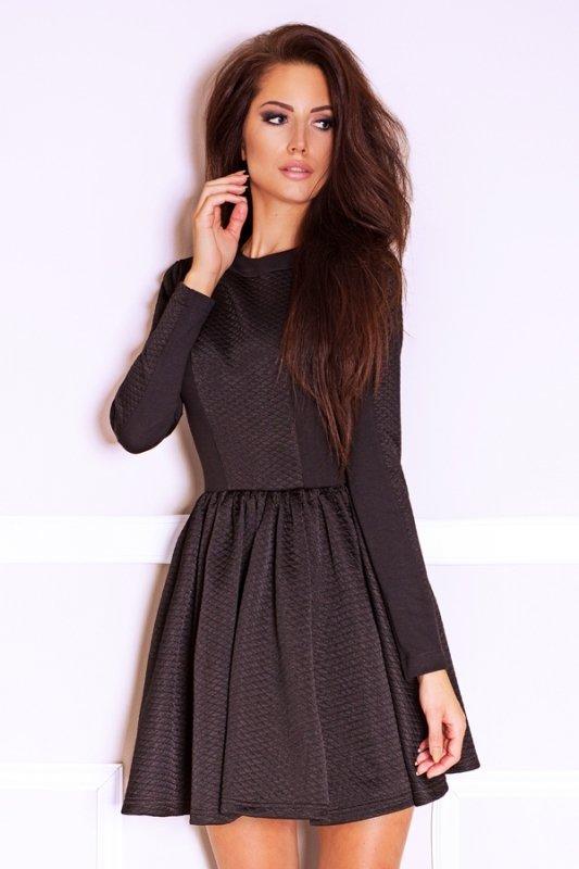 Sukienka Marita - czarny