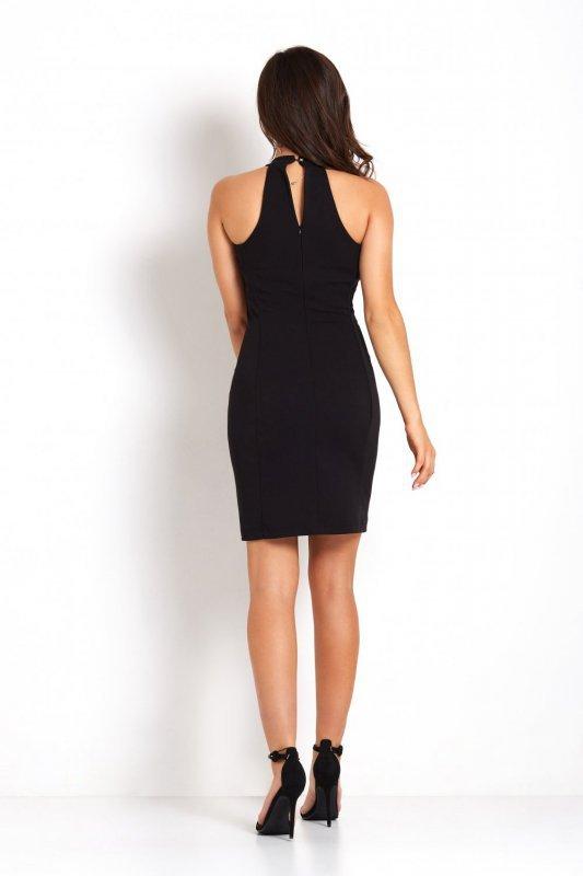 Sukienka Hannah - czarny