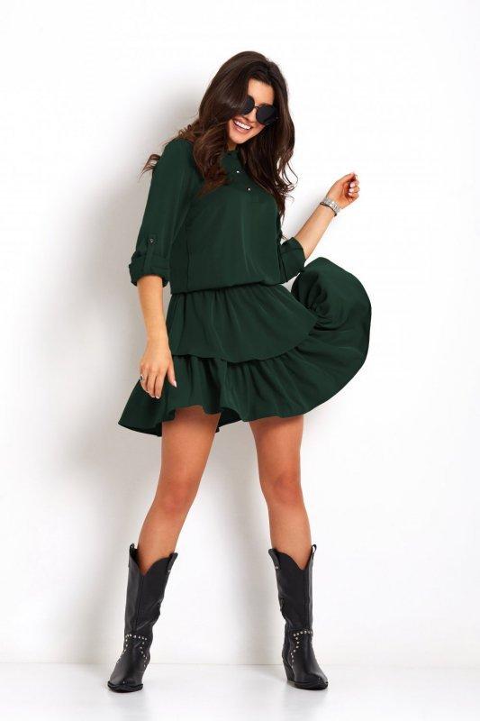 Sukienka Kylie - zielony