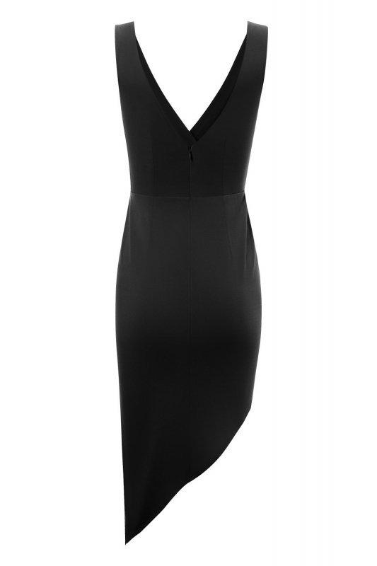 Sukienka Gaja - czarny