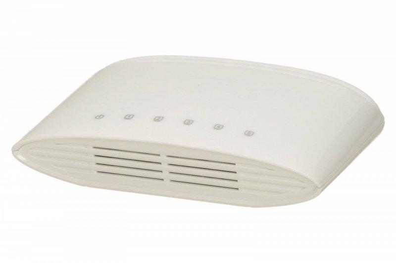 D-Link DGS-1005D switch L2 5x1GBE Desktop/Wall NO FAN