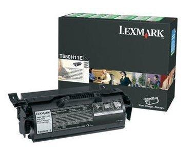 Lexmark Toner Optra T65x 25k T650H11E