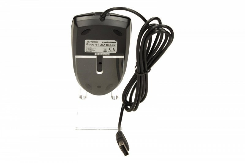 A4 Tech OP-620D Black USB double click