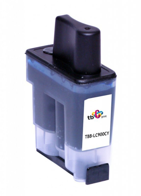TB Print Tusz do Brother LC900 TBB-LC900CY CY 100% nowy