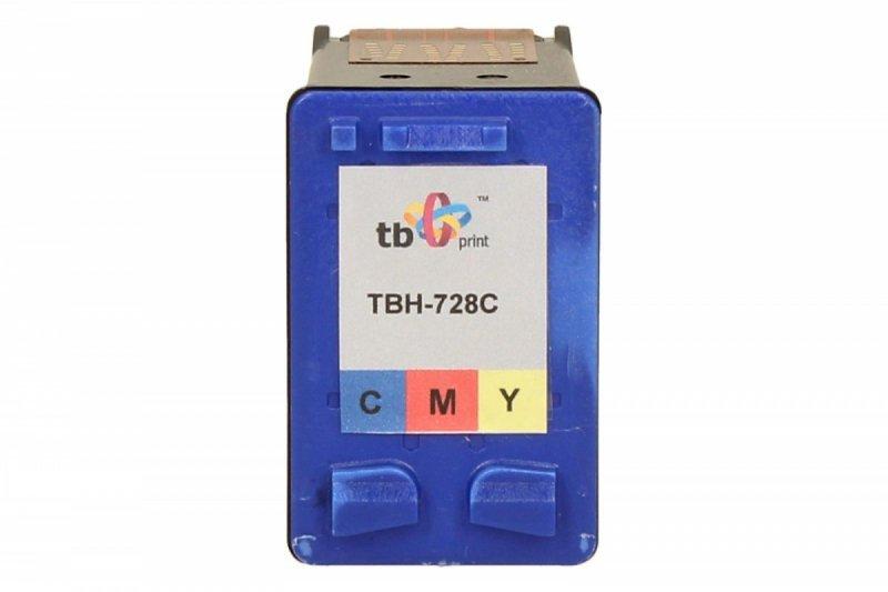 TB Print Tusz do HP Nr 28 - C8728A TBH-728C Kolor ref.